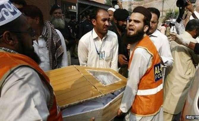 Pakistan Aag o Khoon Ki Aik Nayi Leher Se NabarAzma