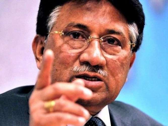 Musharraf Ghaddari Case