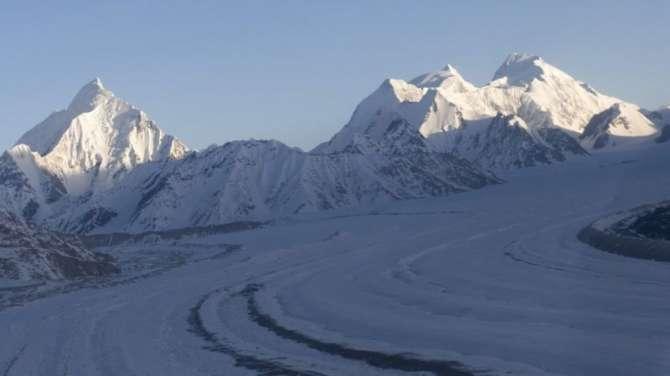 Siachen Glacier Ki Tabahi