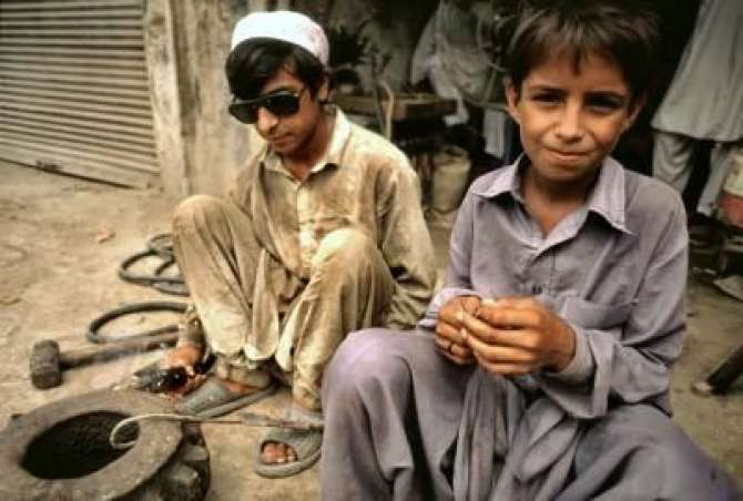 Child Labour Ka Khatma