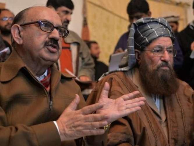 Hakomat Taliban Muzakrat