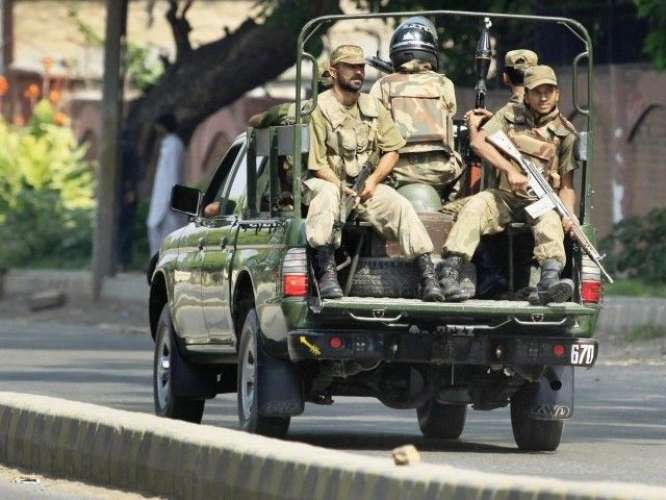 Islamabad Rangers K Hawale