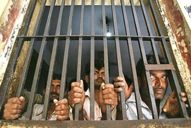Jailoon Main Qaidyoon K Masail