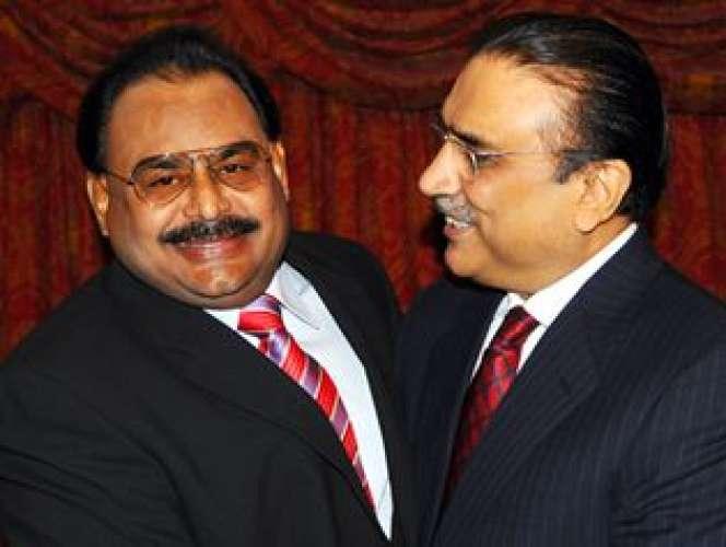 Muttahida Or PPP Aik Dosre Ki zarorat Samjhne Lage