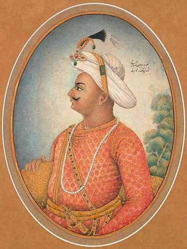 Sheer e Maisur Sultan Fateh Ali Tipu Shaheed