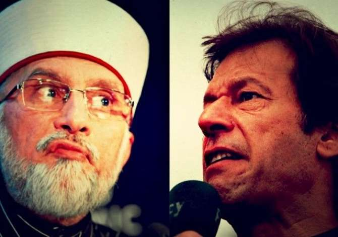 Imran Khan Tahir Ul Qadri Ki Tehreekain