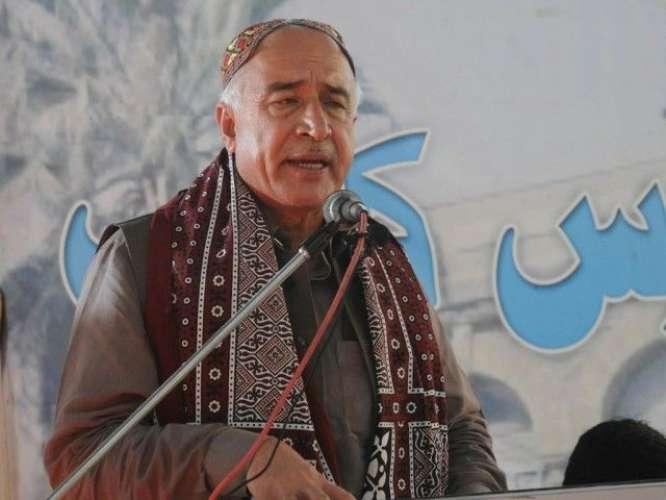 Balochistan K Halat Ki Behtari Or Qayam e Aman k Liye Koi PeshRaft na Ho Saki