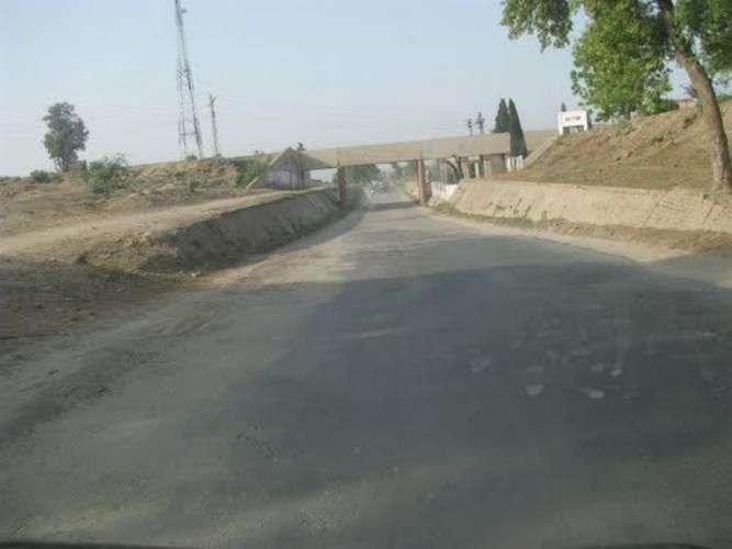 Mianwali Kala Bagh Road Toot Phot Ka Shikar