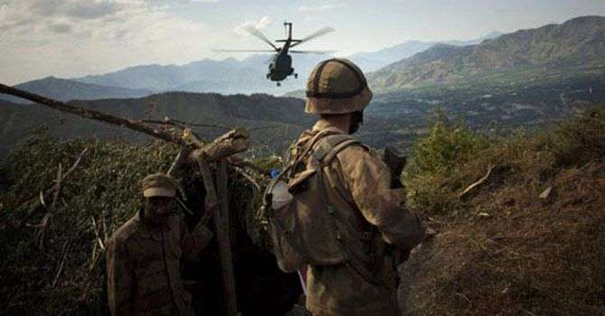 Shumali Waziristan Operation