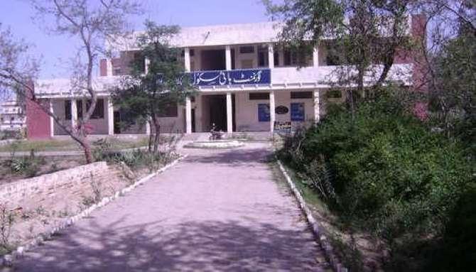 Khushaab Main Bachiyoon Ka Anokha School
