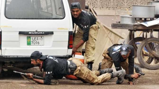 Shehriyoon Ki Muhafiz Police