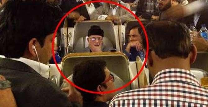 Tahir Ul Qadri Governer K Sang Rawana