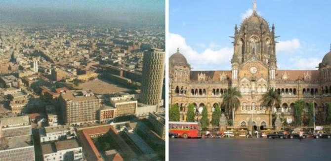 Karachi or Mumbai
