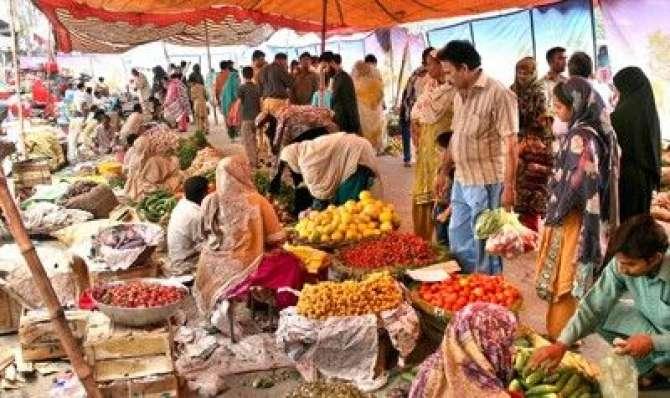 Ramzan bazar Gair Mayari Ashiya K Marakiz