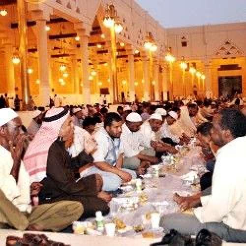 Islam K Gehwara Saudi Arab Main Ramzan Ul Mubarak