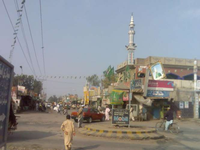 Mianwali Main Larai Jhagroon K Waqiat Main Izafa