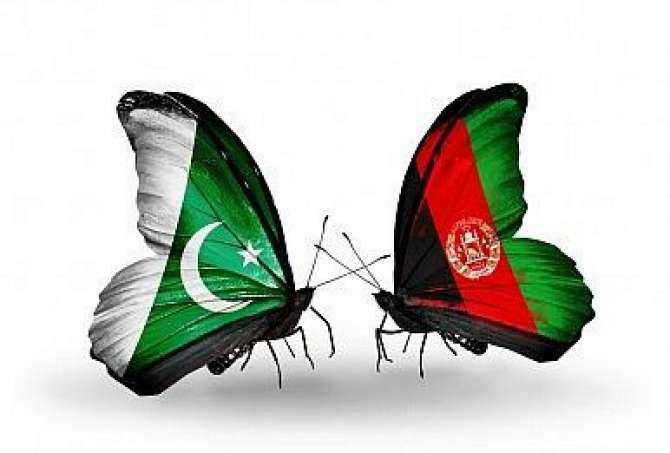 Pakistan Or Afghanistan Qoumi Salamti K Taqaze