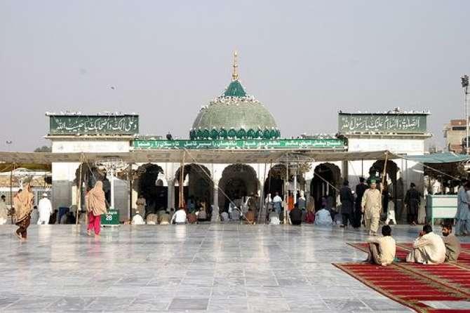 Hazrat Makhdoom Syed Ali Hajvery Almaroof Data Ganj Bakash