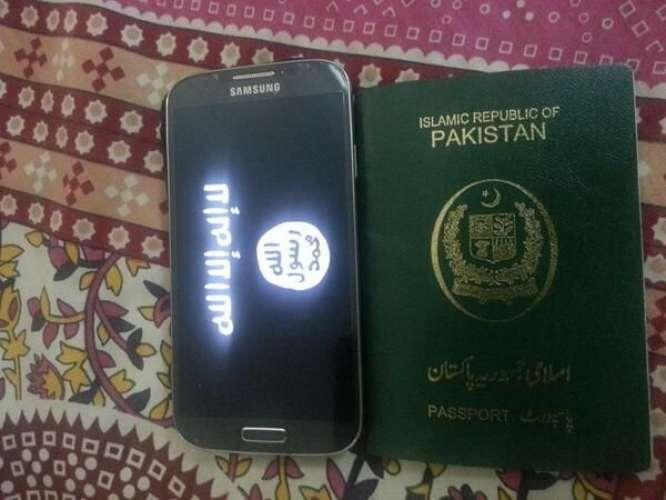 Daaish Pakistan Main