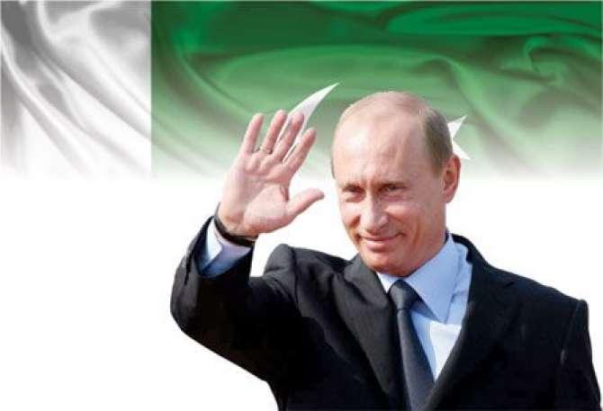 Pak Russia Taluqat