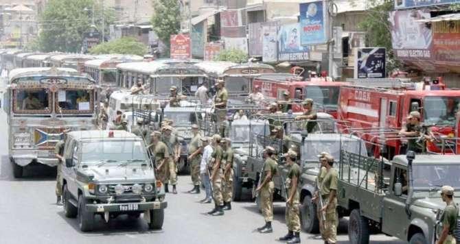 Sirf Sindh Main Martial Law Lagane Ka Mutaliba