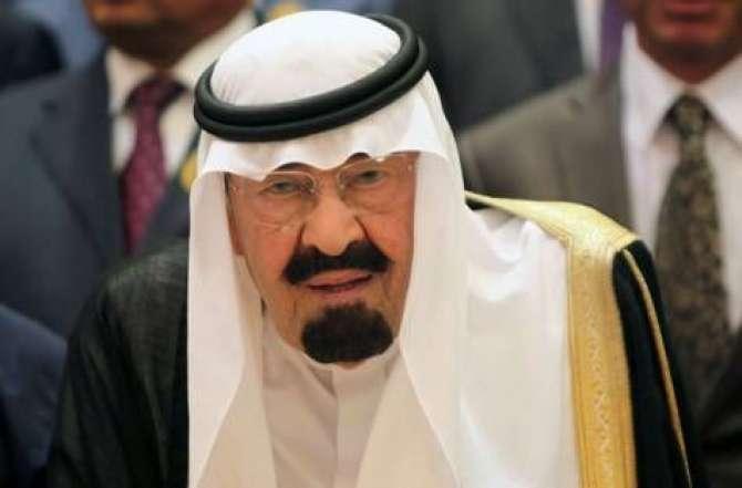 Shah Abdullah Bin AbdulAziz Ki rehlat