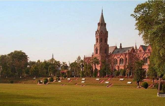 GCU Universties Ki Aalmi Ranking Main Shamil