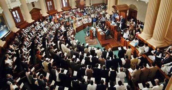 Senate Intekhabat Arkan e Assembly Ko Mandi Lag Gaye