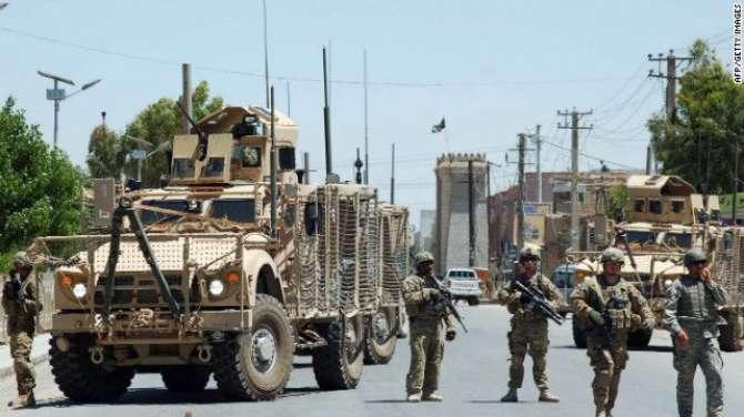 Afghanstan Se Americi Inkhela Main Takheer