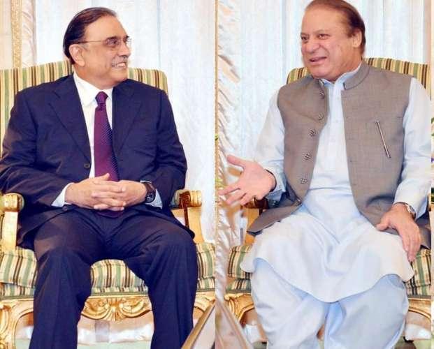 Nawaz Sharif Or Asif Zardari Ki Siasat
