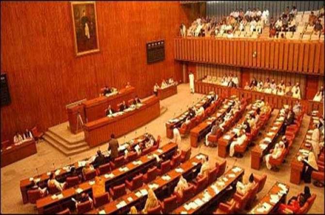 Senate Main Wahad Aksiryati Jamat K Bagair Karkardagi Challenge
