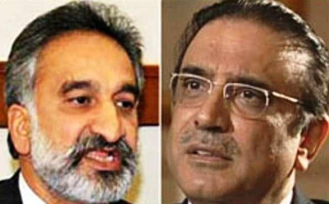 Asif Zardari Ki Nayi Hikmat Amali