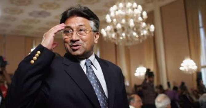 Intekhabat main Fouj Ki Nigrani Ka Hami Hoon Pervez Musharraf