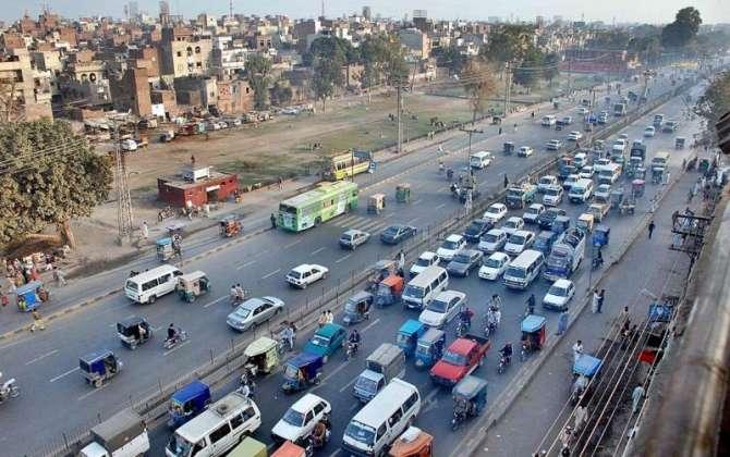 Traffic Ki Rawani K Liye Lahore Main Nayi Shahrahoon Ki Tameer