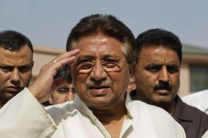 Pervez Musharraf Gher Tak Mehdood