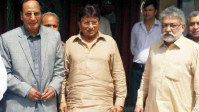 Muslim League Dharoon KO Ikhata Karne Ki Koshish