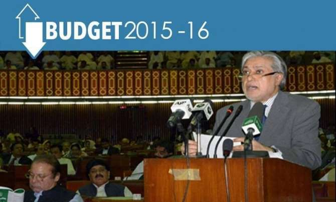 Budget K Rajayyat Pasandana Ehdaaf