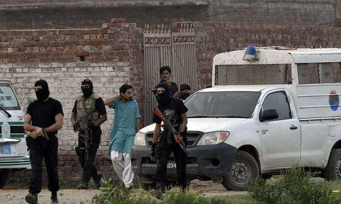 Lahore K Muzafat Main Dehshaatgardoon k Thikane