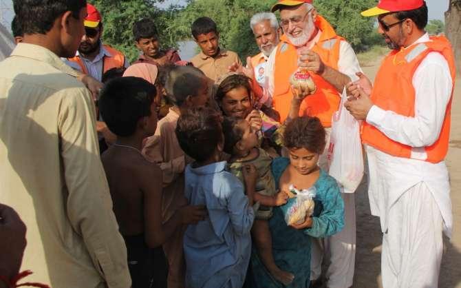 Alkhidmat Foundation Ki Imdaadi Sargarmiyaan