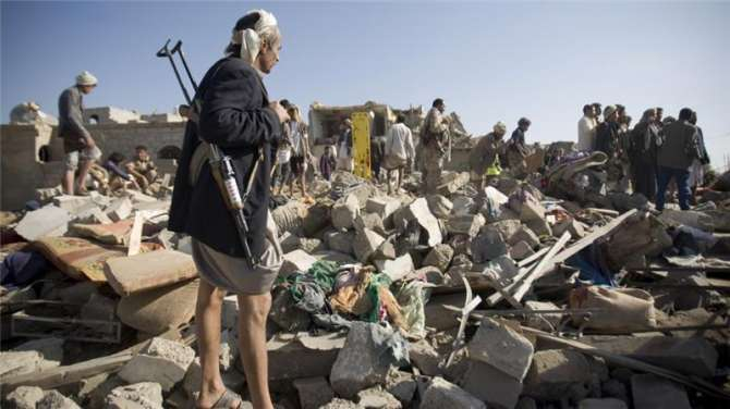 Yemen Fouj Ka 5 Soboon Per Qabza