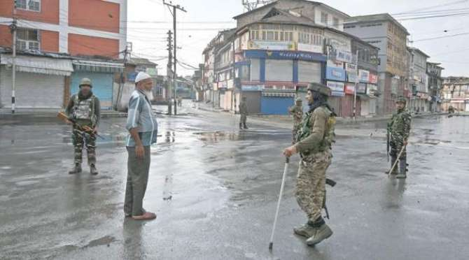 Kashmir nahi kashmrion ko bachaye