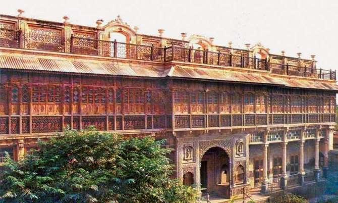 Nagar Mahal