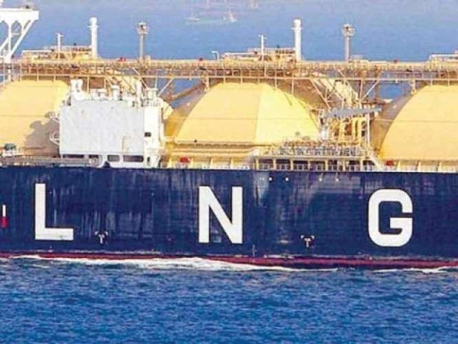LNG Terminal Ki Tameer K Liye China K Sath Pesh Raft