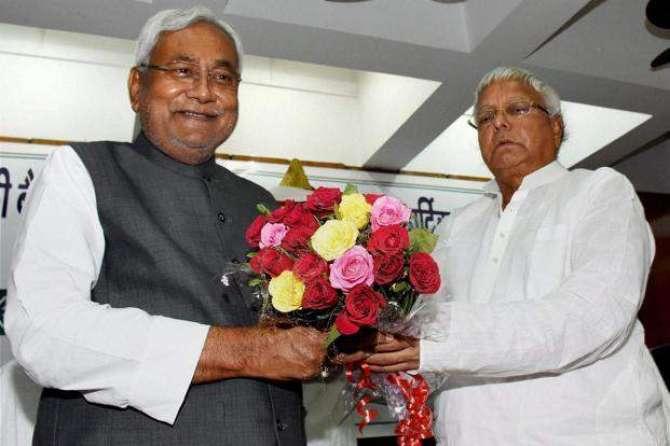 Bihar K Intekhabat main BJP KO Shikast