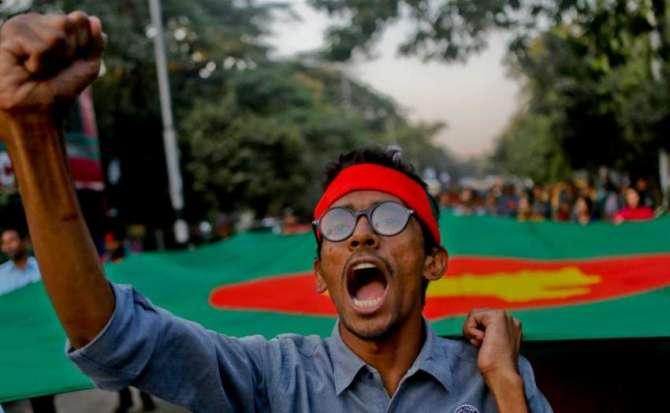 Bangladesh Main Insaaf Ka Qatal e Aaam