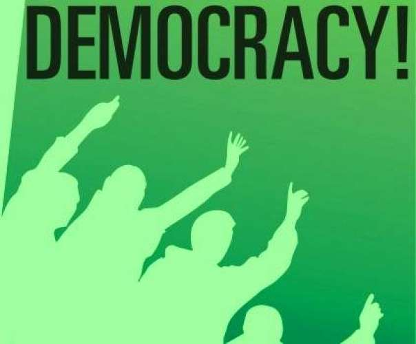 Pakistan Main Jamhoriat Ka Matlab Sirf Loot Marr