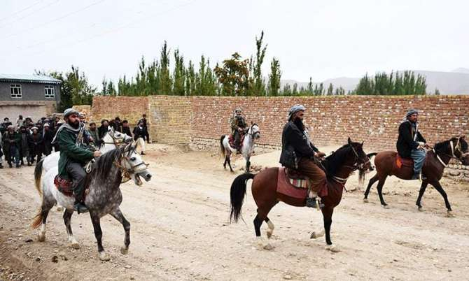 Taliban Mukhalif Quwaton Ka Ittihaad