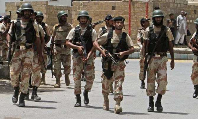Sindh Hakoomat Aur Rangers Mad e Muqabil