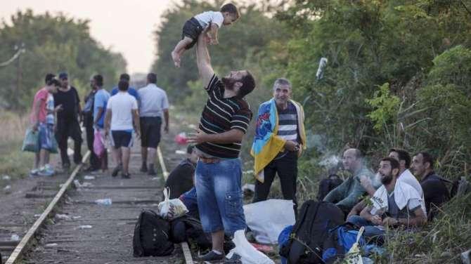 Europe Naqal Makani Karnay Wlay Panah Gazeen
