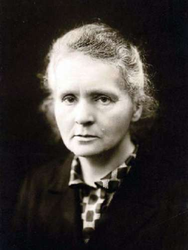 Marrie Curie 1867 to 1934